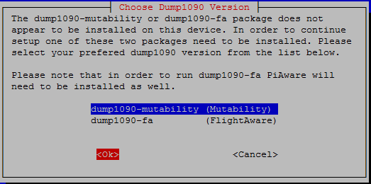 Automated Installation of Dump1090-Mutability, Data Feeders