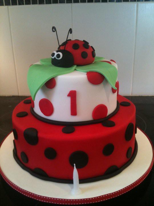 Meraculous Birthday Cake