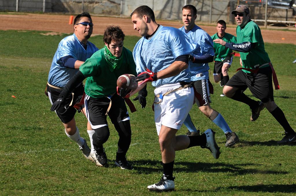 Gay Flag Football 56