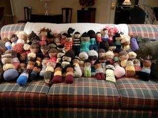 Women4Women - Knitting4Peace