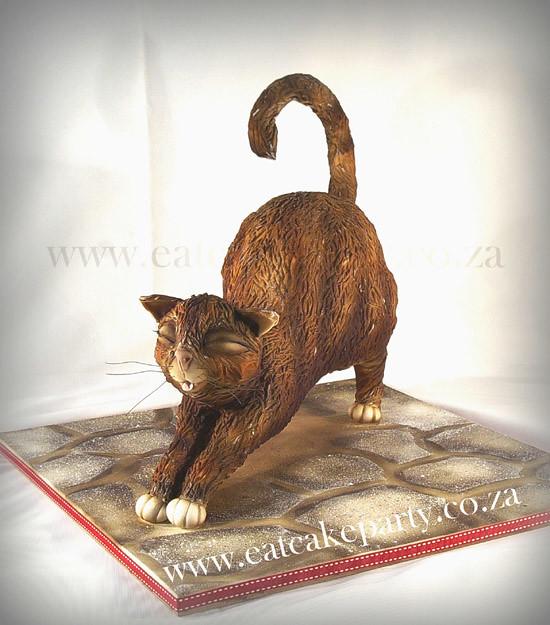 Cat Shaped Cake Pan