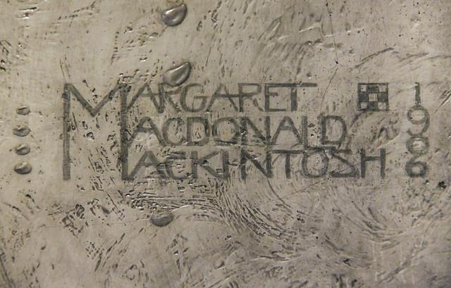 Margaret Macdonald Mackintosh, The Seven Princesses, Glasgow 1906