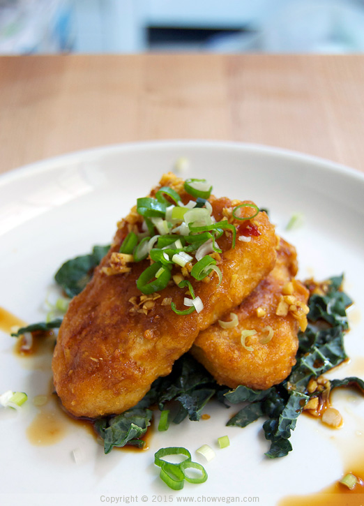Chinese Style Vegan Fish