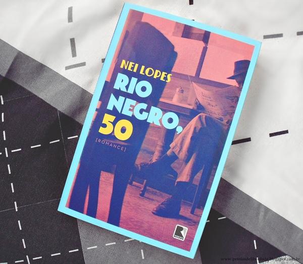 Livro Rio Negro, 50, Nei Lopes