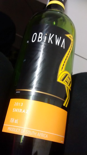 obikwa south africa shiraz 2013