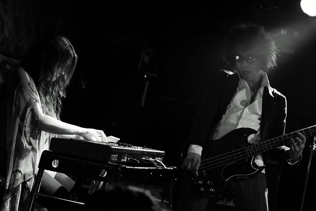 TONS OF SOBS live at Outbreak, Tokyo, 23 May 2015. 293