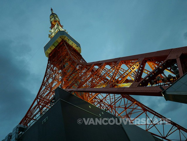 Tokyo Tower-1