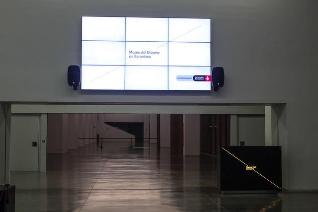 Museo del Diseño de Barcelona