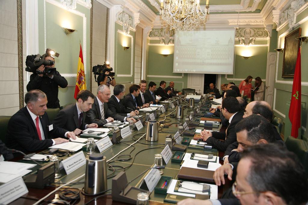 El subsecretario del ministerio del interior ha presidido for Competencias del ministerio del interior