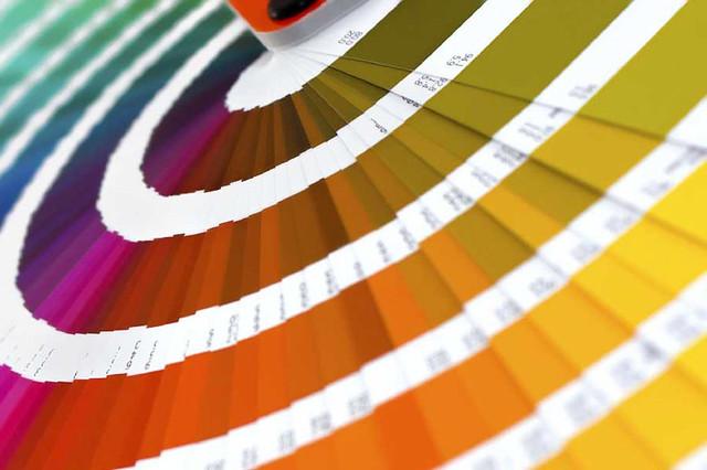 color talerance standard sample wheel