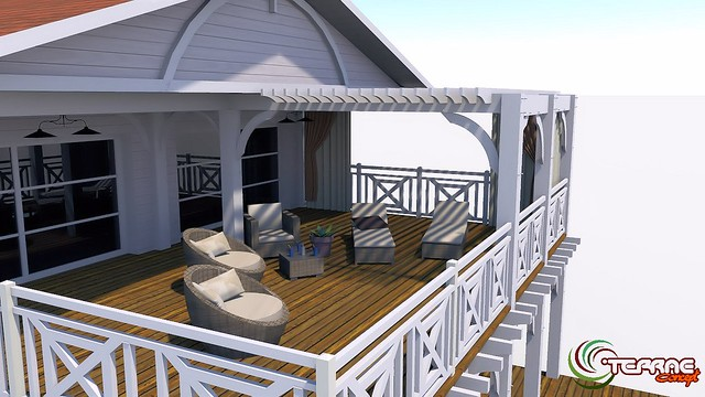 Projet 3 terrasse flickr photo sharing - Permis de construire terrasse ...