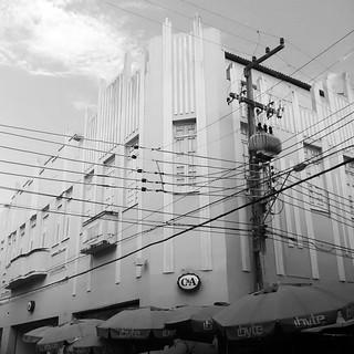 #artdeco #architecture on the #ruagrande in #saoluis #maranhão #brasil #brazil #brazilian #nordeste #brasileiro