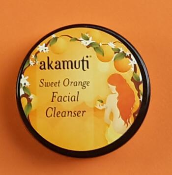 Akamuti Sweet Orange Facial Cleanser