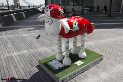 MITTENS No.33 - Shaun The Sheep - Shaun in the City - London - 150511 - Steven Gray - IMG_0228