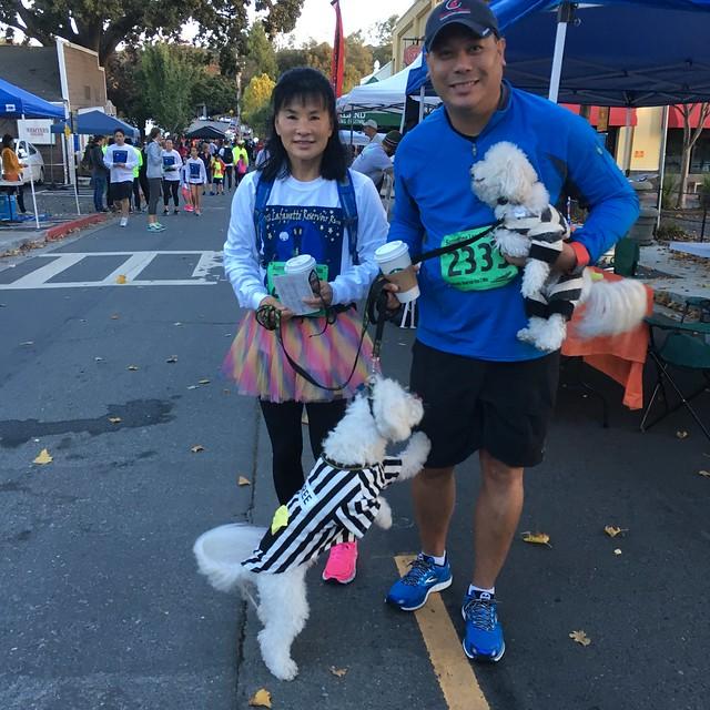Reservoir Run - October 30, 2016