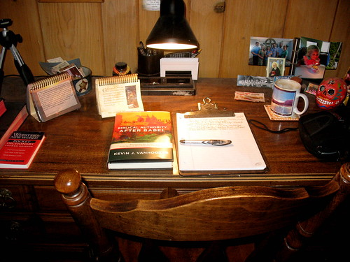 main study desk