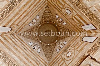 Stone carved ceiling | by setboun photos