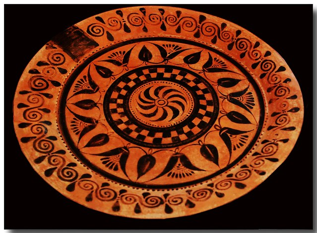 Ancient greek pottery decoration 153 flickr photo sharing for Ancient greek pottery decoration