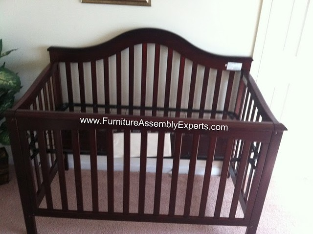 old crib assembly instructions