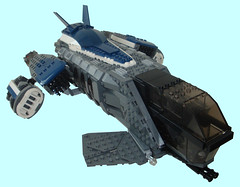 Dragonfly Dropship - Title by Jayfourke