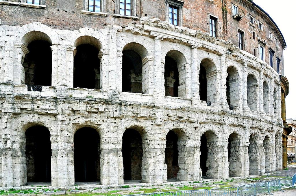 Teatro di Marcello | Theatre of Marcellus (Teatro di ...