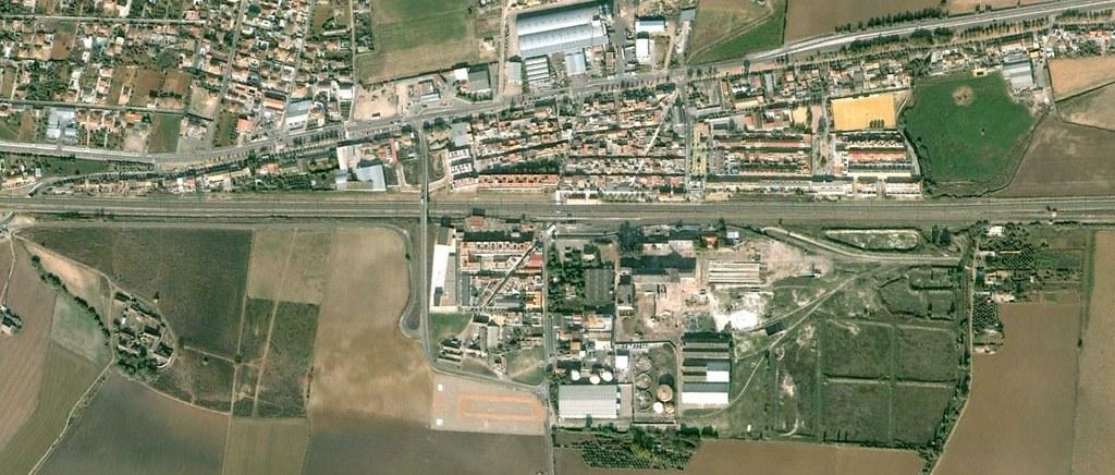 villarubia, córdoba, blondeville, antes, urbanismo, planeamiento, urbano, desastre, urbanístico, construcción