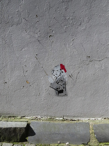 New streetart in Stavanger