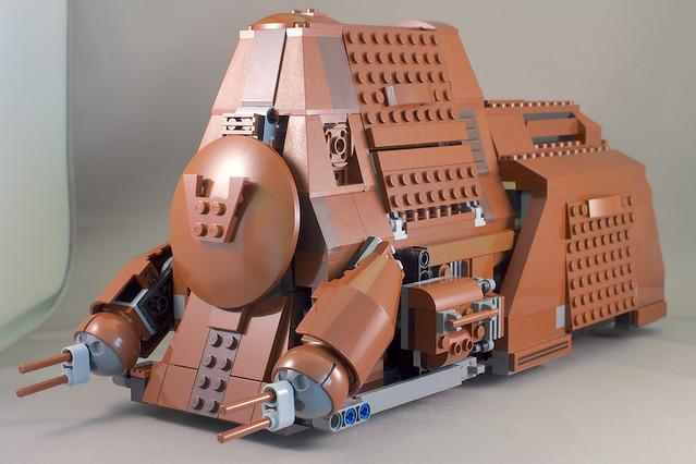 MOD) 75058 MTT - Mind the gap! - LEGO Star Wars - Eurobricks