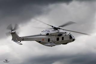 Belgium Air Force NH-90 NFH RN-03 air