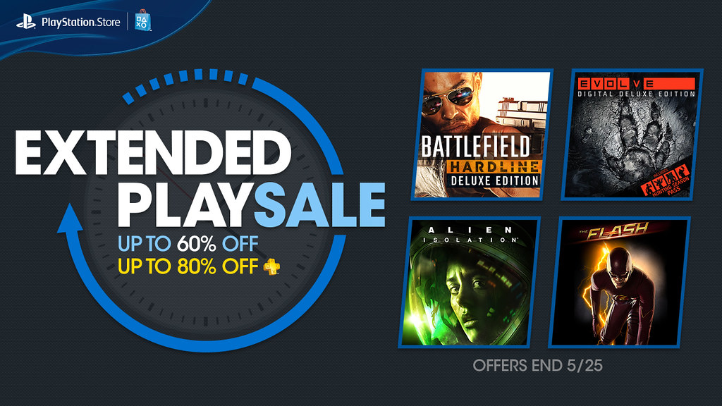 PlayStation Store: Extended Play Sale