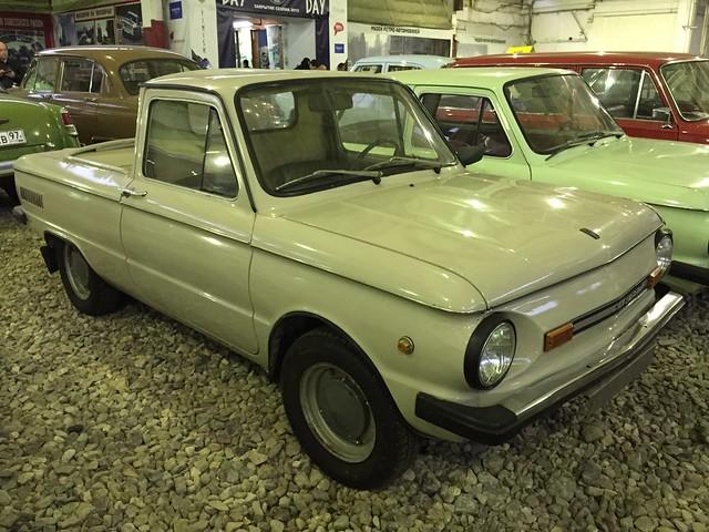 ЗАЗ-968МП пикап
