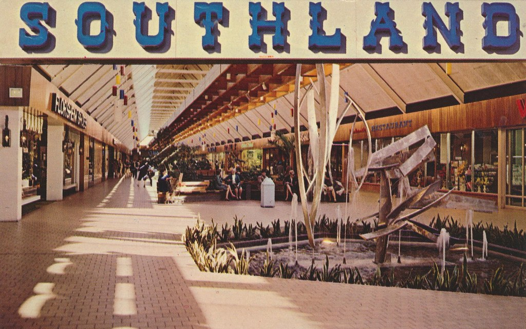 Southland Mall Memphis Tennessee The Beautiful And New Flickr