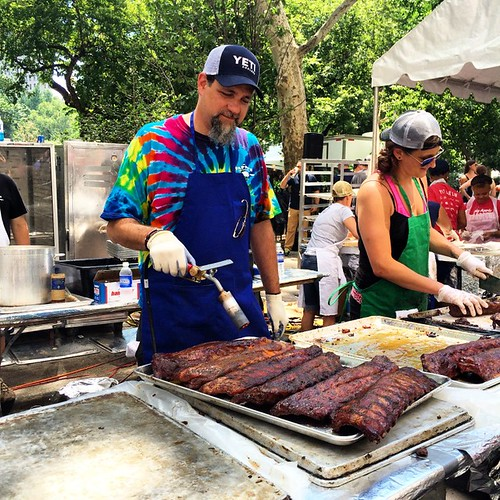 2015 Big Apple BBQ in Madison Square Park (20)