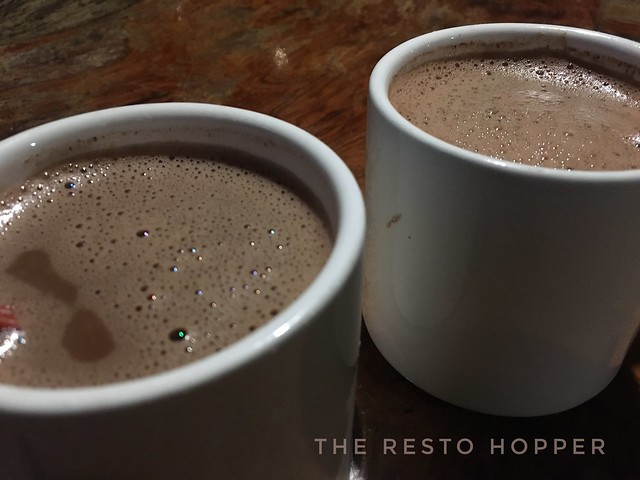 Baguio Blend and Raspberry-flavored Choco-late