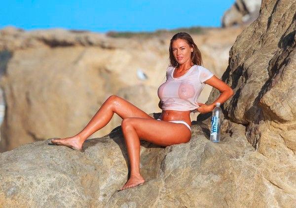Сказочная американская модель Чарли Риина, звезда мужских журналов - ПоЗиТиФфЧиК - сайт позитивного настроения!