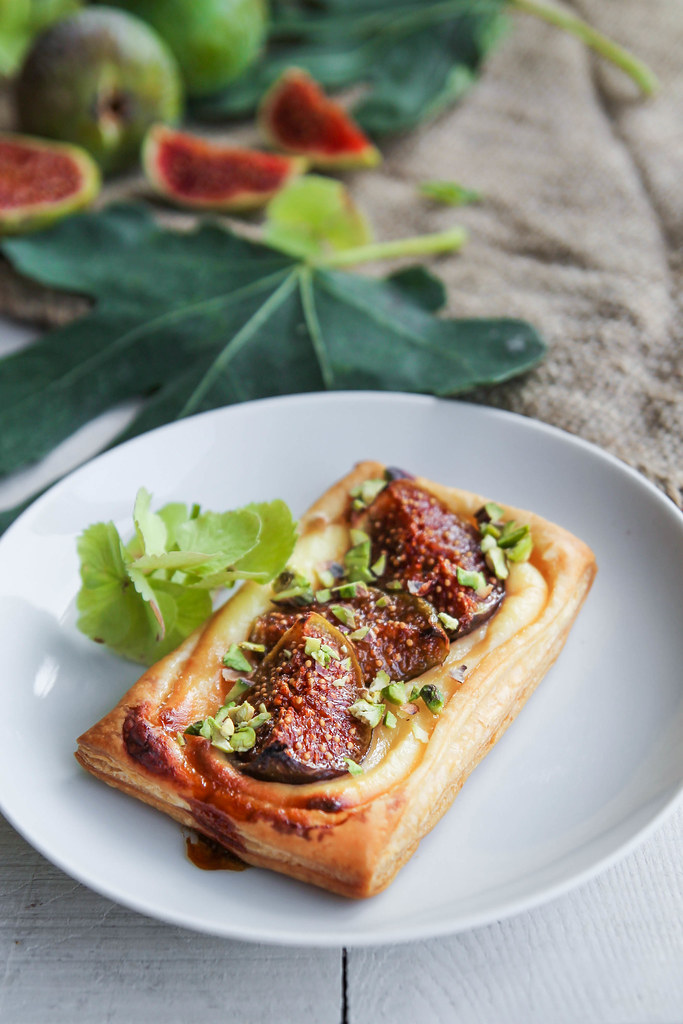 Tartelettes figues