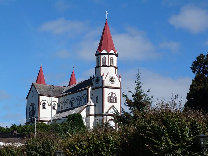Catedral alemana de Puerto Varas (Chile)