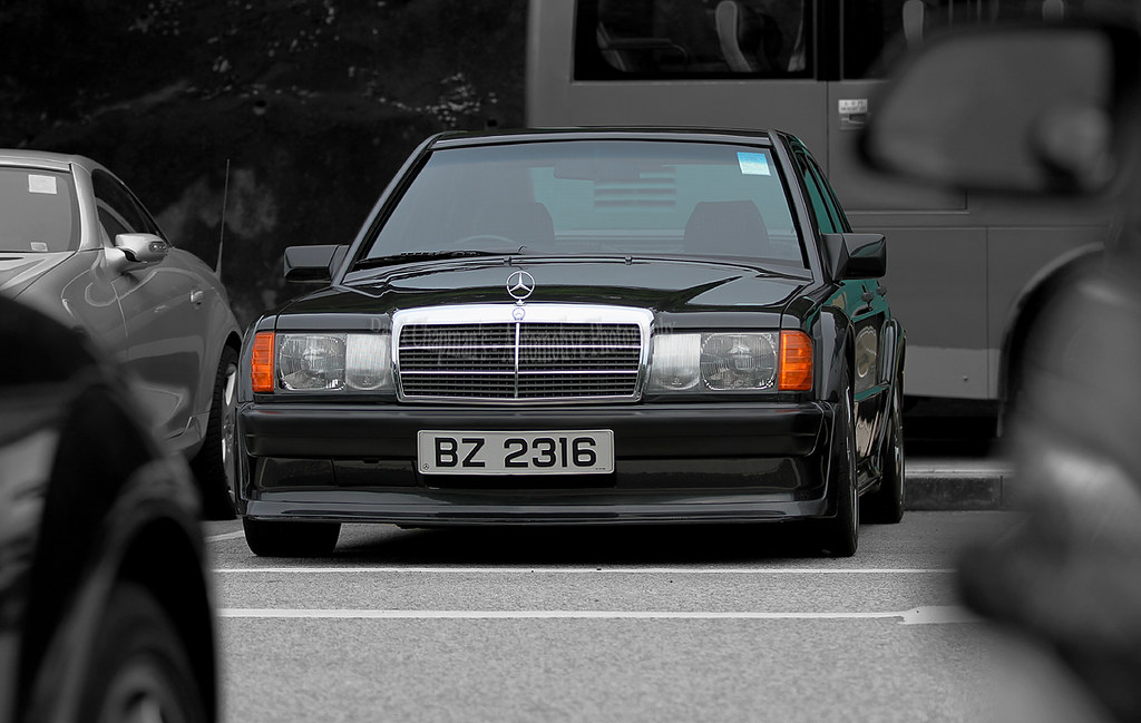 Mercedes Benz 190e 2 3 16 Cosworth Sai Kung Hong Kong
