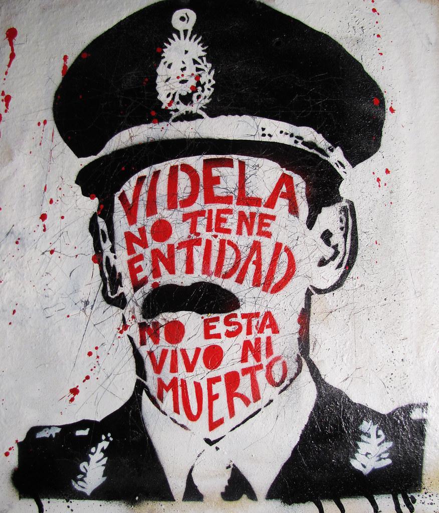 EL GENOCIDA HA MUERTO - J.R. VIDELA - NUNCA MAS | Murió el ...