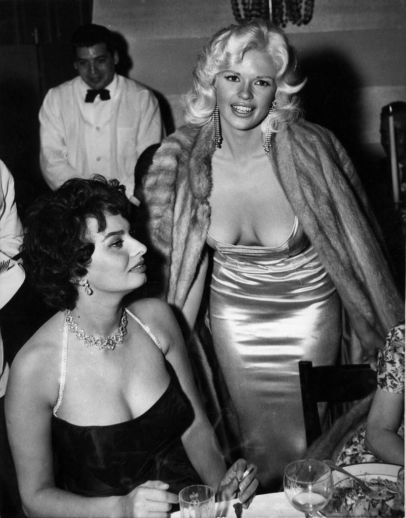 TG4 Scéalta ón Ríocht - Jayne Mansfield & Sophia Loren ...