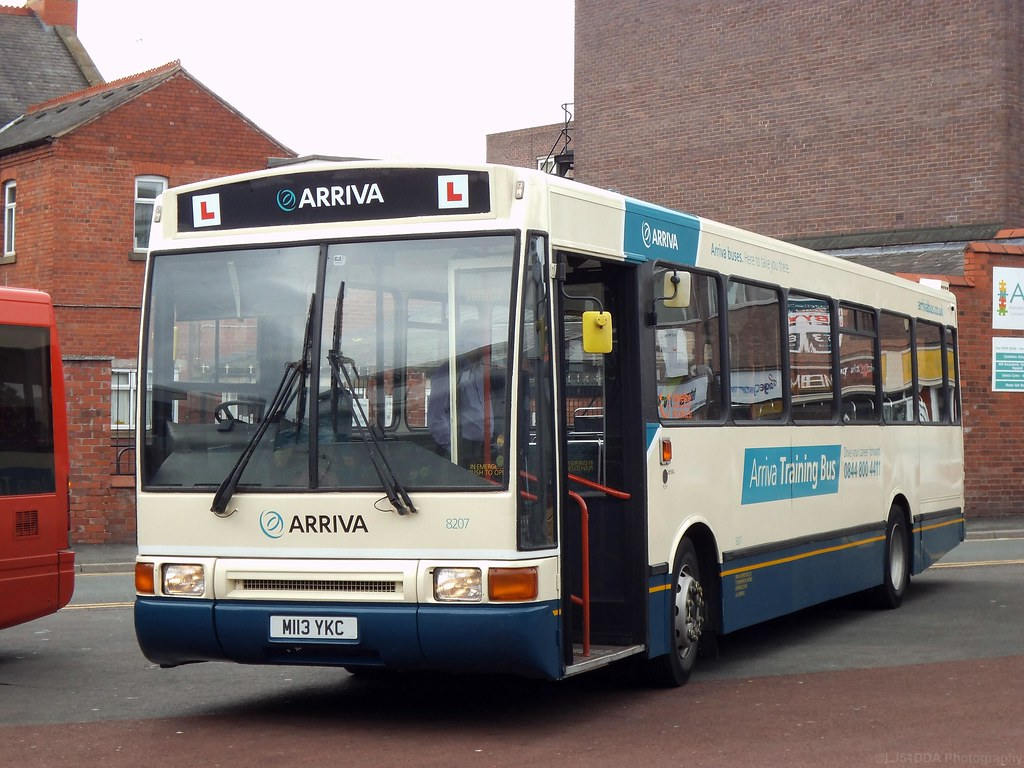 Arriva Buses Wales - M113YKC, 8207 | New to Liverbus, Huyton… | Flickr