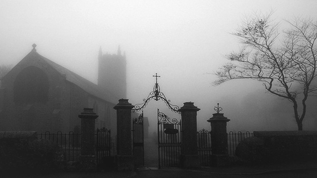 gothic graveyard wallpaper wwwimgkidcom the image