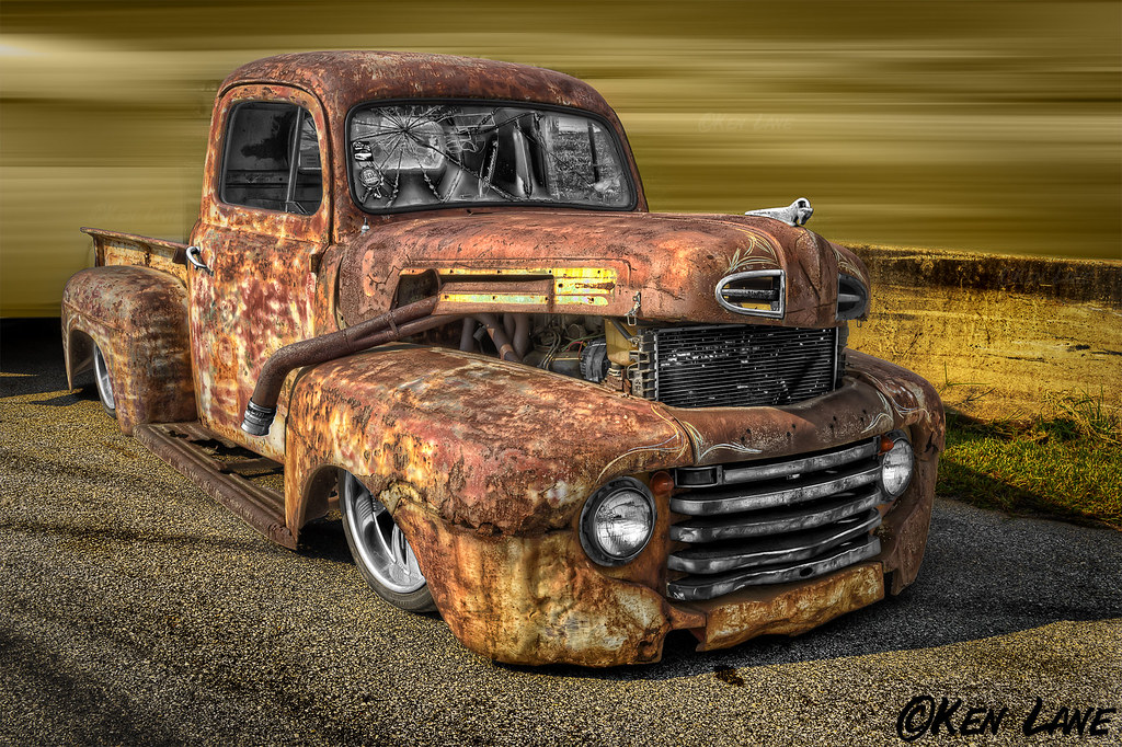 1948 52 Ford F1 Please Have A Look At My Automotive