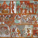 Le temple de Shiva Nataraja (Chidambaram, Inde)