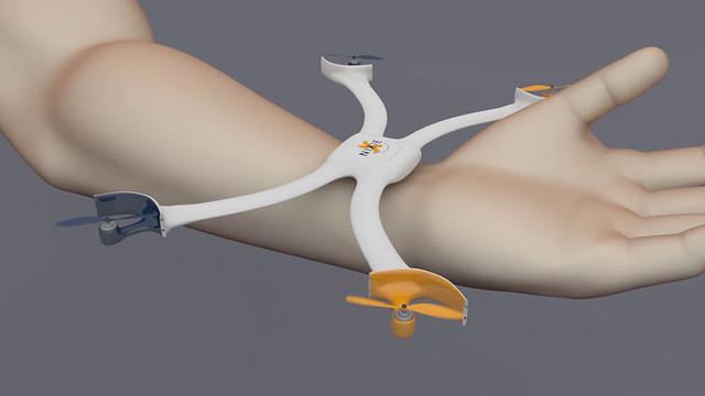 drone, nixie