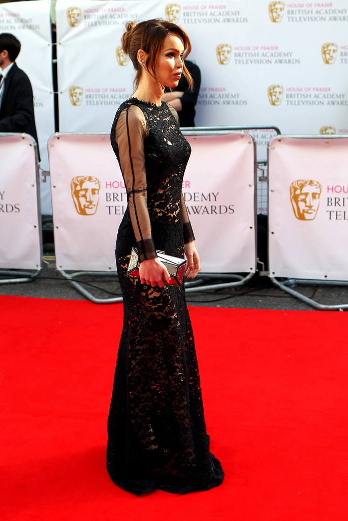 BAFTA Red Carpet 2015 (26)