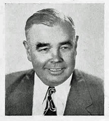 Sam Berrong, Transit Union Official During DC Strike: 1945