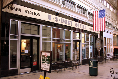 U.S. Post Office - Nashville Arcade
