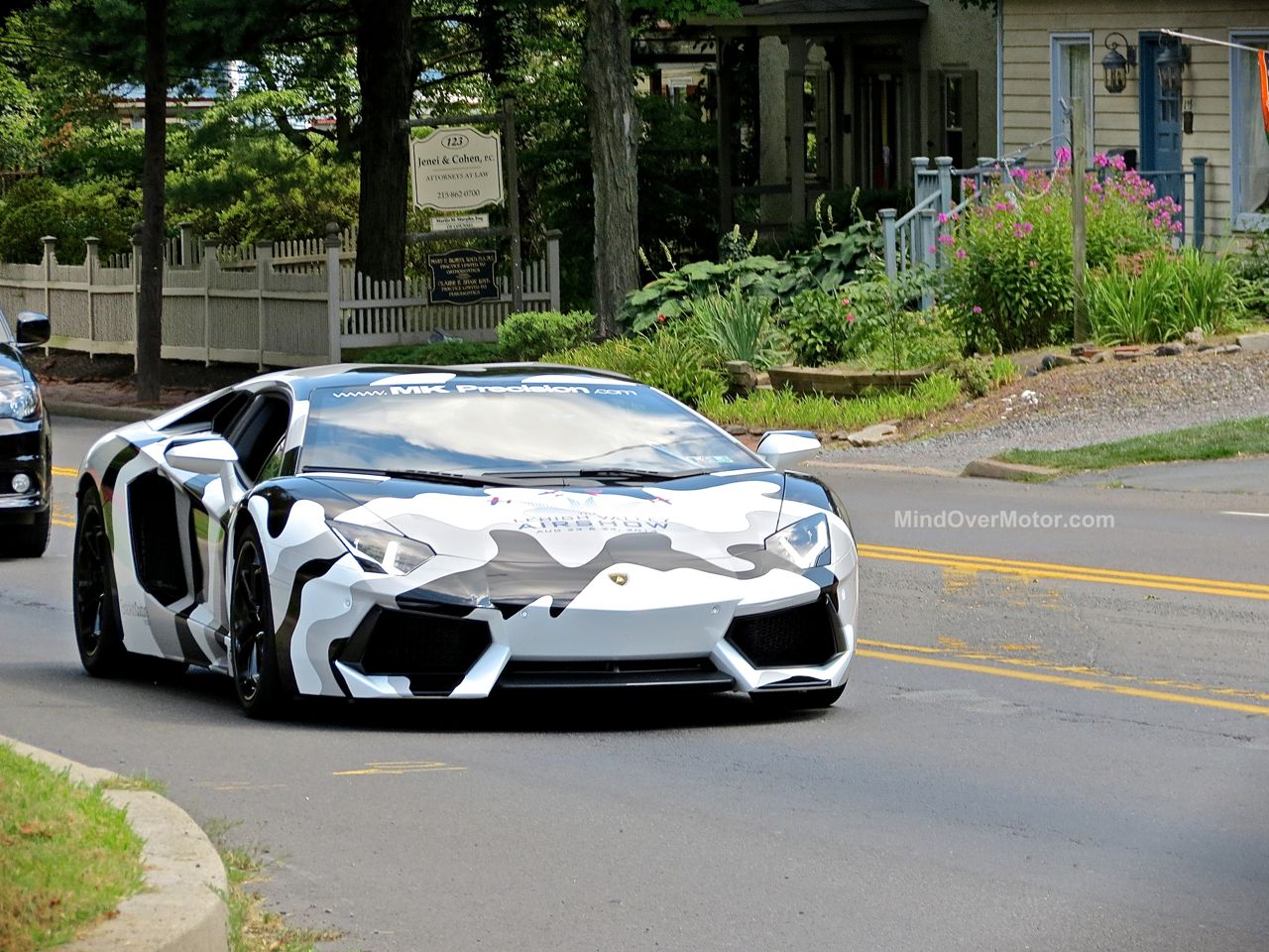 Lamborghini Aventador New Hope PA