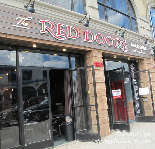 The Red Doors Bar & Grill